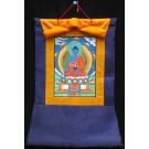 Thankga Meditation-Buddha-Akshobhya