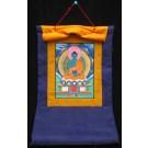 Thankga Meditation-Buddhas-Amogasiddhi
